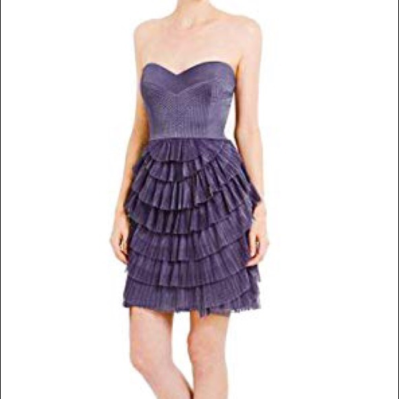 "Dresses & Skirts - BcbgMaxAzria ""Sas Strapless Dress"""